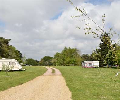 Shottisham Campsite