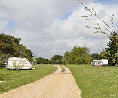WTS - Shottisham Campsite - Campsite