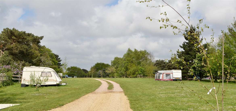 WTS - Shottisham Campsite - Site