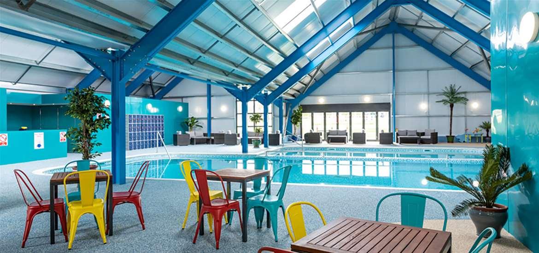 Carlton Meres Holiday Park Swimming Pool