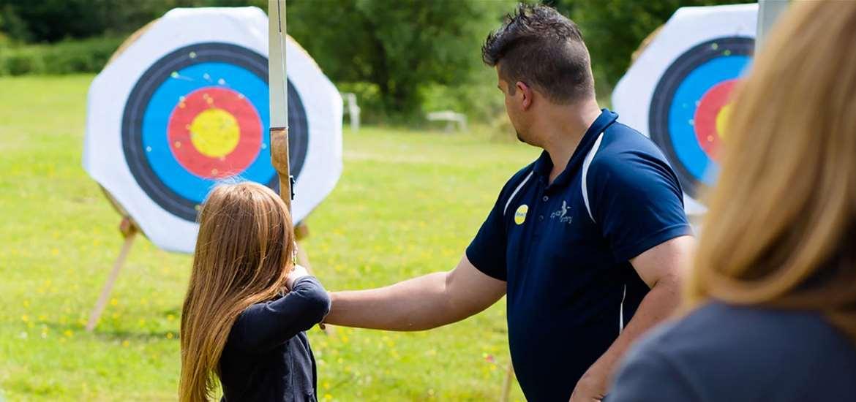 TTDA - High Lodge Leisure - Archery