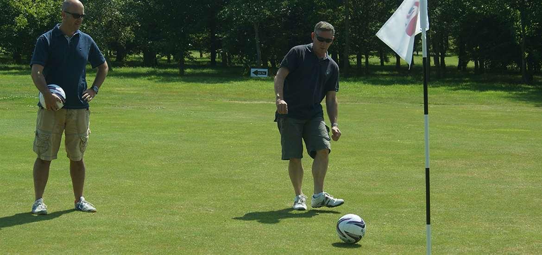 TTDA - High Lodge Leisure - Foot Golf