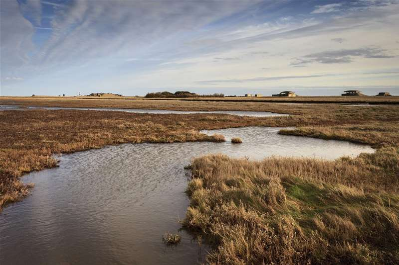 Towns & Villages - Orford - Orford Ness