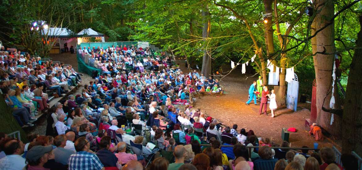 TTDA - Red Rose Chain - Theatre in the Forest