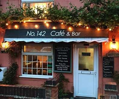 No. 142 Café & Bar