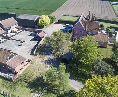Fresh Air and a Full Refund Offered at Old Hall Farm Cottages!