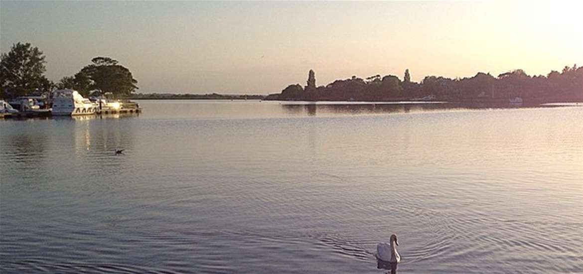 The Waveney Valley - Oulton Broad