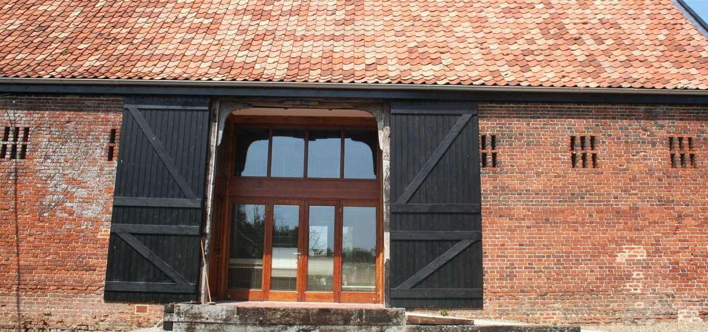 Gooda's Barn - Accommodation - Outside