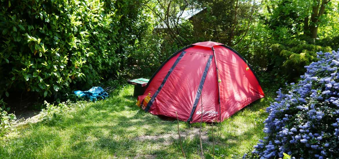 Alde Garden - Camping - Accomodation