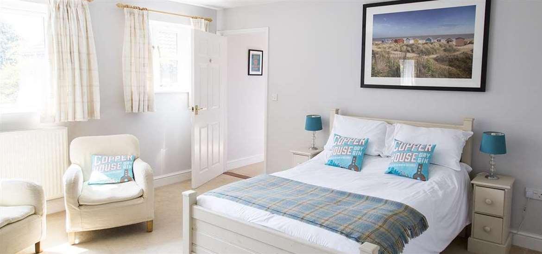 WTS - The Plough Inn Wangford - Bedroom