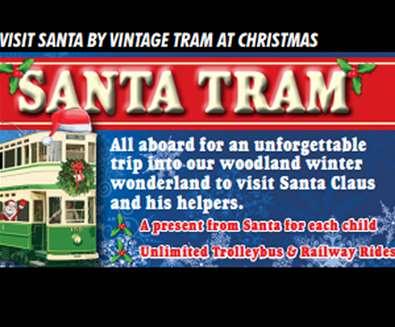 Santa Tram