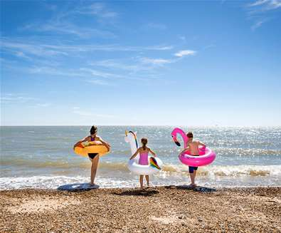 July Summer Sale up to 50% off at Suffolk Sands Holiday Park!