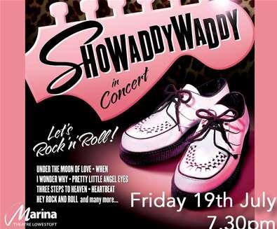 Showaddywaddy at The Marina..