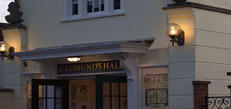 TTDA - Southwold Arts Centre - Entrance