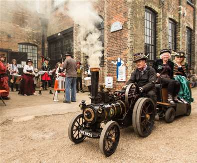 Suffolk Steampunk Spectacular