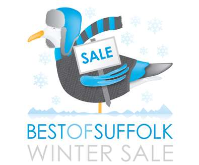 Save up to 20% in The Best of Suffolk Winter Sale