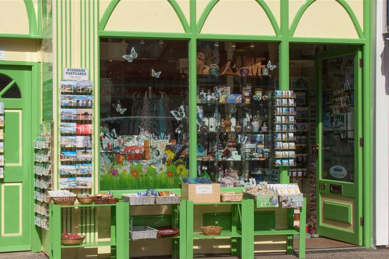Towns & Villages - Oulton Broad - The Gift Shop