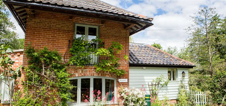 Heritage Hideaways - The Granary at Needham - Accommodation