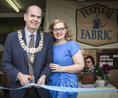 Festival of Fabric