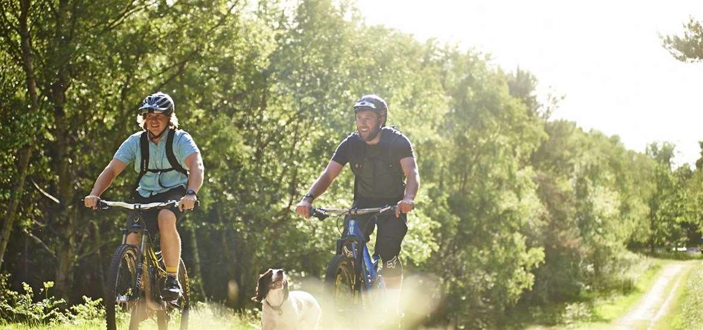 TTDA - Rendlesham Forest - Tunstall cycling