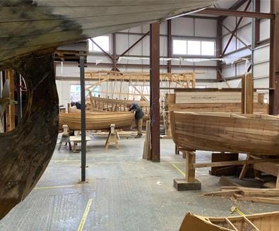 International Boatbuilding Training College (IBTC)