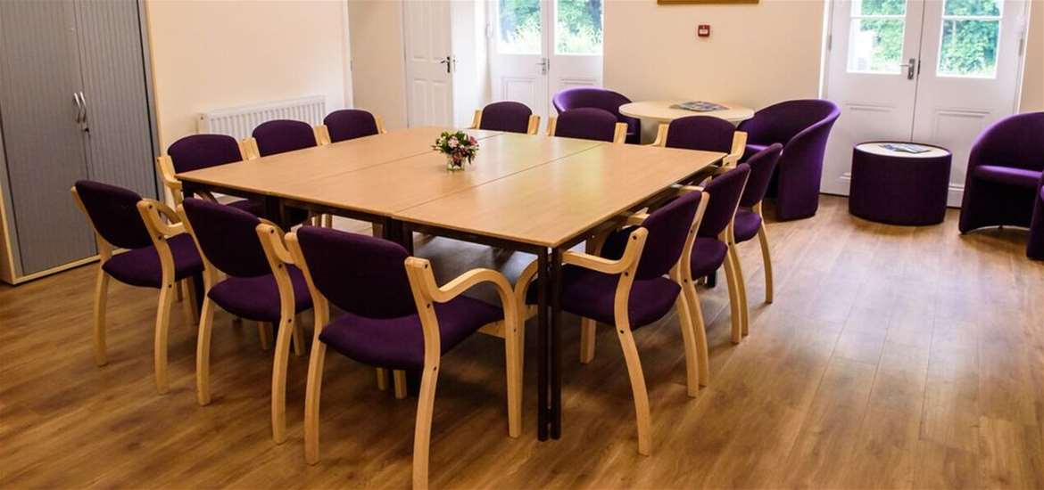Where to Eat - Beccles - Beccles Station Cafe - Community Room