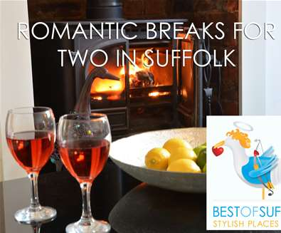 Will you be our Valentine? Best of Suffolk