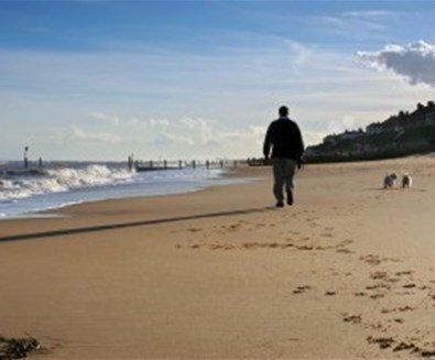 Pub Walks On The Suffolk Coast
