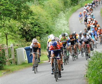 2016 women's tour starts in Southwold!