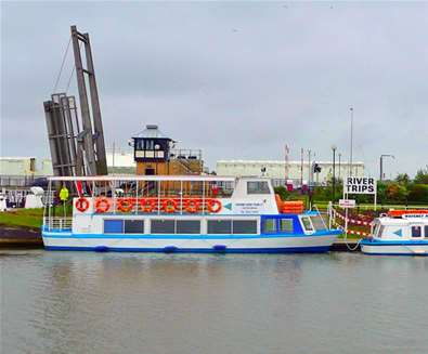 TTDA - Waveney River Cruises - Waveney Princess