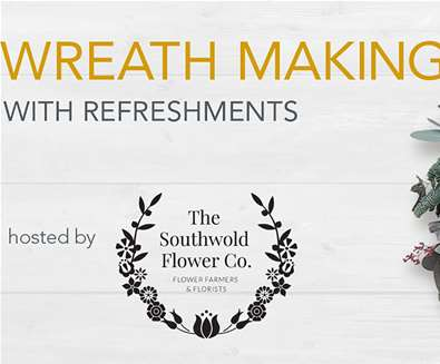 Wreath Making Workshop at..